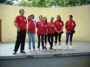 Caminhadas ABCD para Crohn e Colite | Bosque Maia