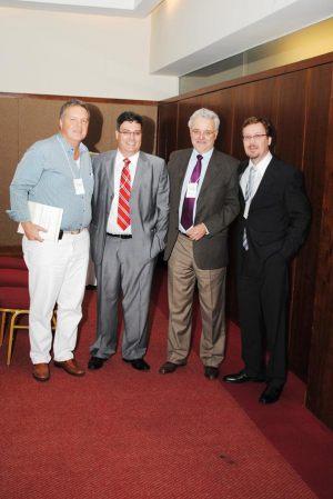 Dr. Wilton e Palestrantes