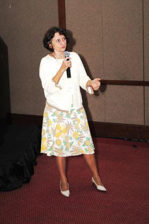 Dra. Magaly Gemio Teixeira