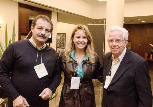 Dr. Marco Mariano, Cleide e Dr. Renato Andretto